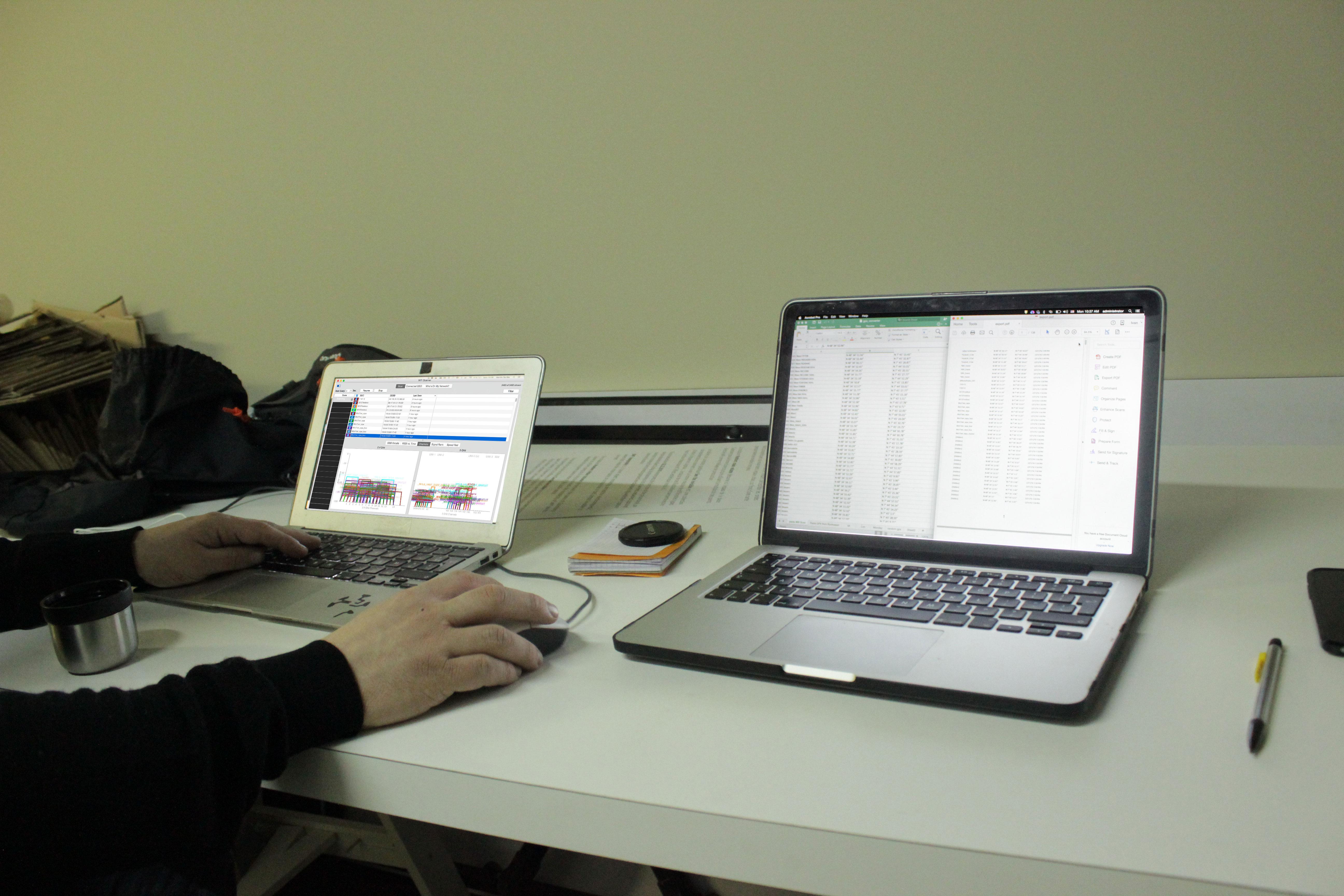 preparing wifi directory